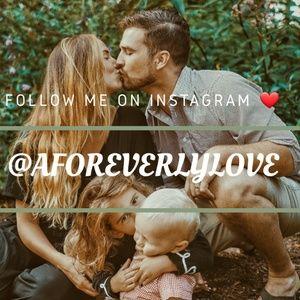 Follow me on Instagram! @aforeverlylove